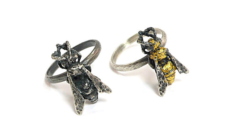 Insect Jewelry & Insect Prints
