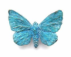 The HEXAPODA Collection - Adonis Butterfly Brooches & Pendants
