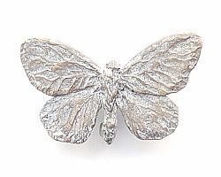 The HEXAPODA Collection - Cabbage White Butterfly Brooches & Pendants