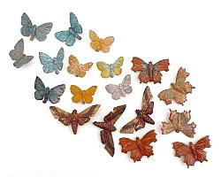 The HEXAPODA Collection - Lepidoptera Insect Jewelry