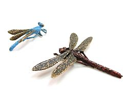 The HEXAPODA Collection - Odonata Insect Jewelry