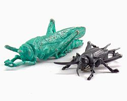 The HEXAPODA Collection - Orthoptera Insect Jewelry