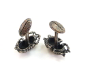 Scarab Beetle Cuff Links