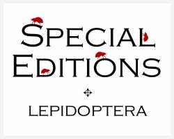 The HEXAPODA Collection - Special Edition Lepidoptera Art Jewelry
