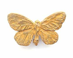 The HEXAPODA Collection - Sulphur Butterfly Brooches & Pendants
